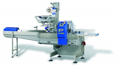 Automatic horisontal packaging machines